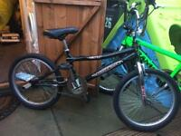 3 old/mid school bmx bikes gt
