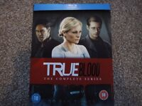 True Blood Complete Series All Seasons 1 - 7 Blu ray Box Set Collection