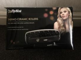 BabylissvHair rollers.