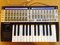 Novation Remote SL25 Midi Keyboard Controller
