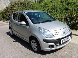 2011 5 door Nissan Pixo in excellent condition
