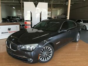 2009 BMW 7 Series i - NAVIGATION|EXECUTIVE PKG|OVERHEAD DISPLAY