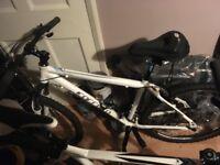 Carrera velour/valour bikes for sale.