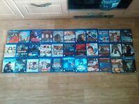 33 x blu ray collection may still sealed harry potter / 30 days of night /looper / the brave one