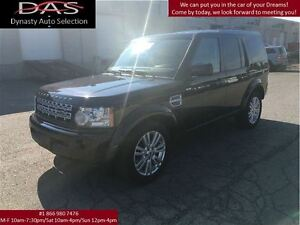 2011 Land Rover LR4 HSE NAVIGATION/PANORAMIC ROOF/7 PASS/TV-DVD