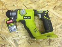 Ryobi 18v SDS hammer drill