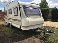Hobby Le Luxe 5 Berth 1999