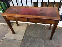 Antique Edwardian Desk
