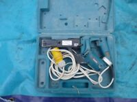 Makita drywall screw gun including carry case
