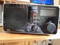 Dab radio with docking station for ipod.