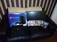 "PS4 pro 24""Illayma Monitor 5 games"
