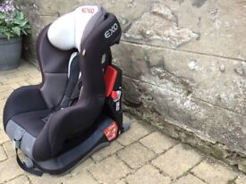Jane Exo Basic Group 1 car seat