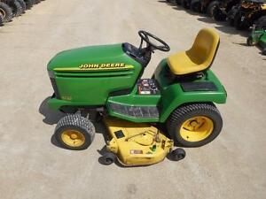 2008 john Deere 345 Lawn Tractor