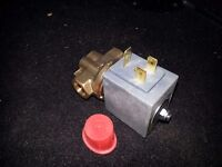 Aga Power Flue Gas Inlet Solenoid (43#)