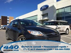 2013 Ford Focus SE *Navigation* Garantie Prolongé Ford inclus