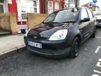 Ford Fiesta finesse 2003 manual