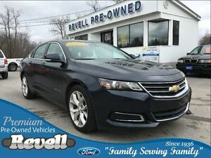 2014 Chevrolet Impala LT  *Heated leather  OnStar  Bluetooth  Al