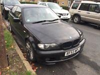 BMW 320d E46 2003 MSport £1200!!