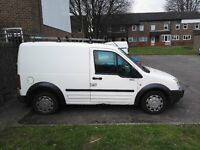 Ford transit connect, Non-runner