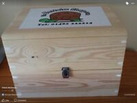 TORTOISE HIBERNATION BOX