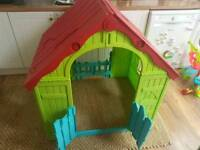 folding play house keter
