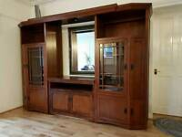 Display and TV cabinet