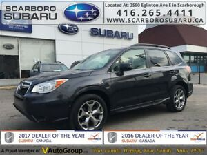 2015 Subaru Forester 2.5i Limited PKG, FROM 1.9% FINANCING AVAIL