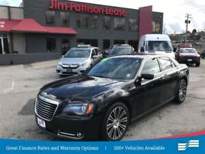 2013 Chrysler 300 S w/leather, NAV, Roof, Beats Sound