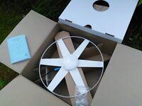 Rutland 503 Wind Turbine 12 Volts / 60 Watts. Boxed and unused.