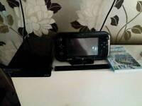 Wii u 32gb black