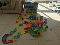 Vtech Toot-Toot Drivers and Vehicles Train Station and Garage