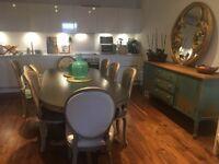 Maison Du Monde Dining Table Set