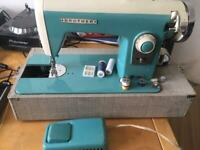 Beautiful 1950s Brother sewing machine