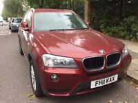BMW X3 DIESEL 2.0 SE xDrive | NAV | FULL LEATHER | BEAUTIFUL CAR | CLEAN CAR ALL OVER | LONG MOT