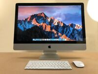 Apple iMac 27 Inch (2010) 2.93GHz Intel Core i7, 12GB Ram and 1TB HHD