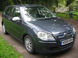 VW Polo Bluemotion, Tech 2, 5 door, 2009.