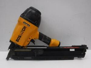 Bostitch Paper Tape Framing Nailer (33 Degrees) - We Buy and Sell Pre-Owned Power Tools - 117535 - JY118405