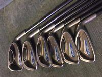 Ping G2 graphite shaft irons