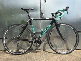 Bianchi Zurigo D2 Cross Cyclocross Gravel Racing Road Bike, Tiagra Triple - AS NEW!