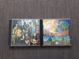 The Incredible String Band: 2 CD albums