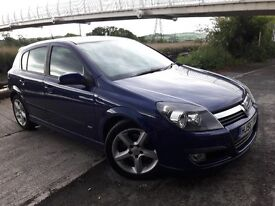 LATE 06 (56) ASTRA SRI 5 DOOR DIESEL WITH 6 SPEED GEARBOX...10 SERVICE STAMPS..MOT TILL APRIL 18...