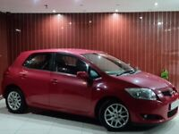 08 Toyota Auris 1.6 vvti T3 - ULEZ COMPLIANT - long mot - hpi clear - PX WELCOME