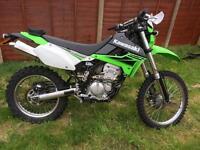 2011 Kawasaki KLX 250 in excellent condition