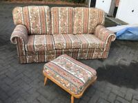 Comfy 3 Seater sofa, looking for a new home