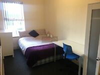 Large room available NOW!! for working professionals
