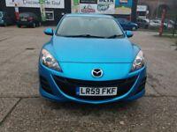 2009 Mazda 3 diesel low miles £30 tax