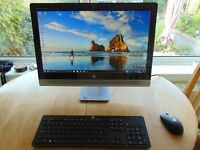 "HP ELITE ONE G2..23"" ALL IN ONE PC (AS NEW)"