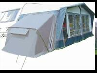 Caravan awning & annex