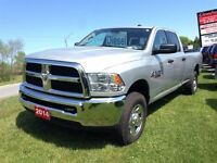 2014 Ram 2500 SLT DIESEL! CLEAN CARPROOF! MINT!