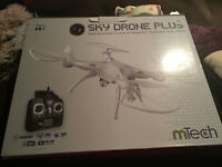 BRAND NEW IN BOX SKY DRONE PLUS